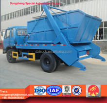 dongfeng 190HP 10-12 cbm arm roll garbage truck/vehicle for sale