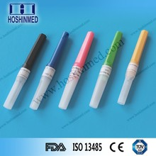 Medical polymer disposable blood test needle blood glucose needle