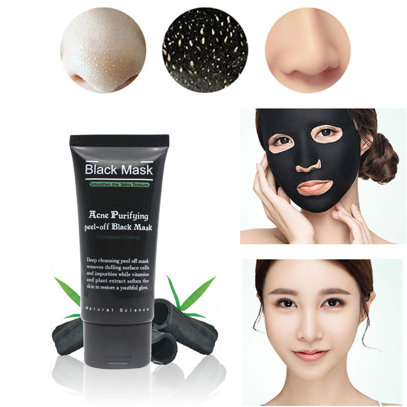 Blackhead Removing Peel-off Mask Charcoal Facial Deep Cleanser