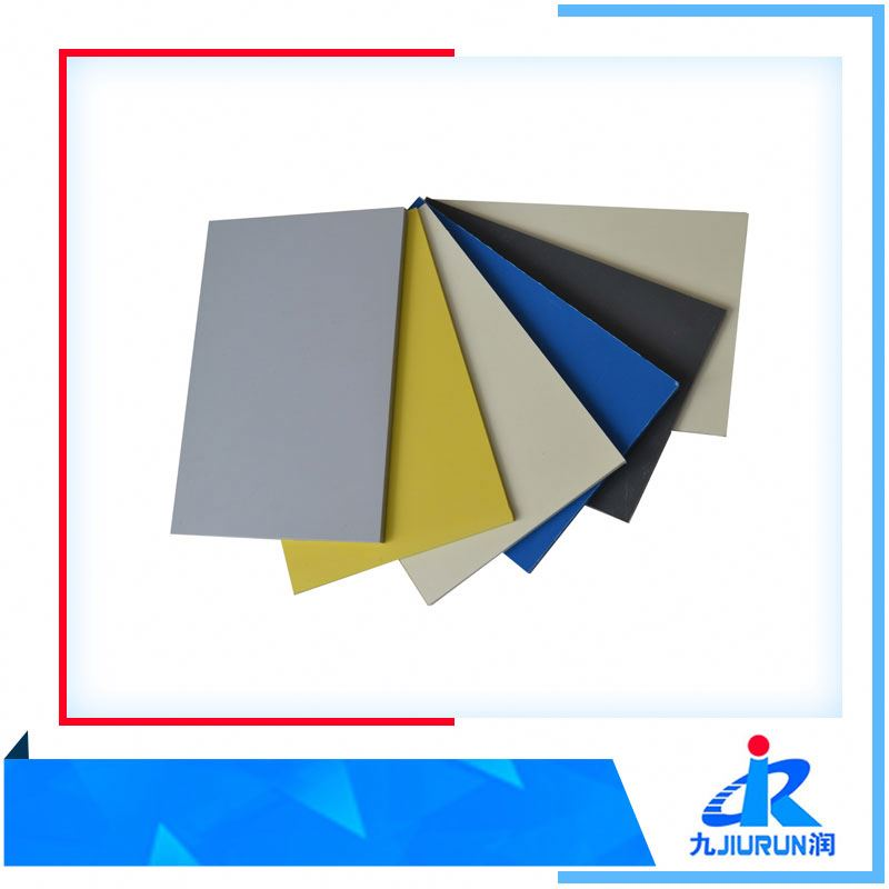 Professional Manufacturer White/ Grey Hard pvc board Rigid pvc Sheet