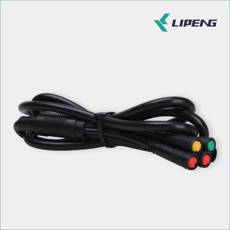 connector waterproof cable for ebike