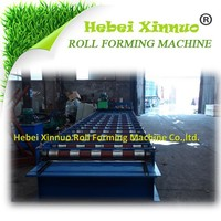 2016 hot sale hebei xinnuo 1000 metal roofing production line