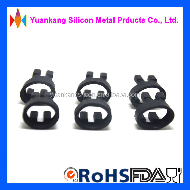 Factory customized silicone rubber accessories
