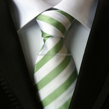 Woven Polyester Neckties with zipper