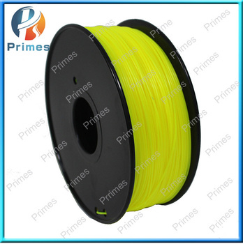 Primes 3mm PLA filament for 3D Printer ultimaker Yellow color