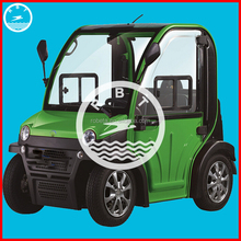 cheap two seater electric car