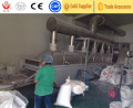 Plastic resin fluidized bed dryer price