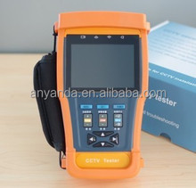 multi-fuction 3.5 inch TFT LCD cctv tester pro optic power meter