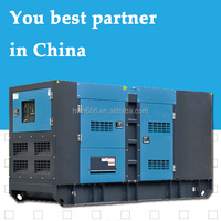 500kva Shangchai diesel generator powered by Shangchai engine