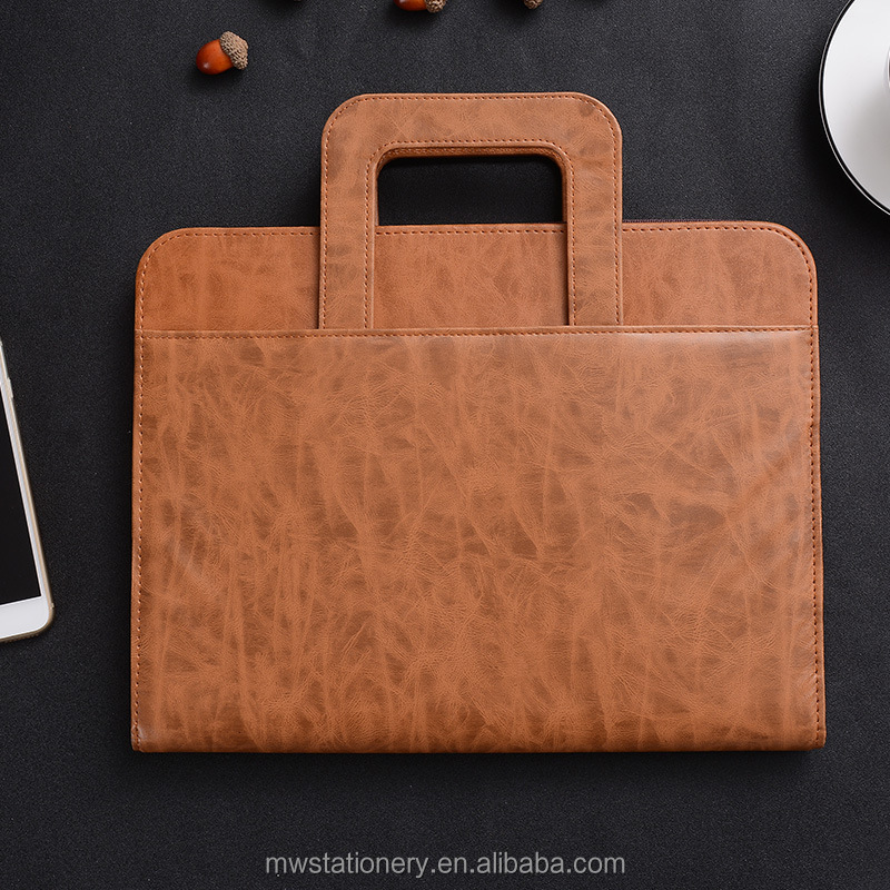 Yiwu Manufacture Popular leather photo portfolio