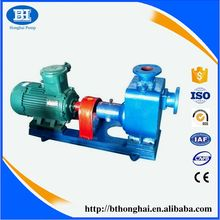 CYZ series self-priming flammable liquid pump with explosion-proof motor