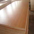 waterproof glue melamine laminated plywood for furniture