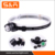Custom Made Plastic CR2016 Battery Small Headlamp For Promotion