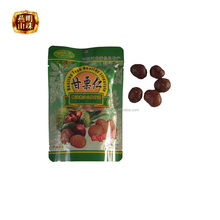 2017 All Organic Sweet Ready to Eat Peeled Cooked Chestnut Snack
