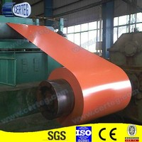 color coat pre-painted galvanized steel coil