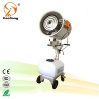 fog spray cooling mist fan promotion factory price(MF-I-007)