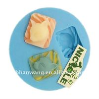 New Designed Silicone Art Clay Craft