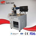 Factory price fiber laser marking printing engraving cutting machine jewellery making machine for stainless steel jewelry
