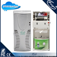 plastic battery power auto room freshners automatic air to water dispenser