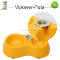 Wholesale Pet Food Bowl Automatic Dog Water Bowl Stocked Double Dog Bowls