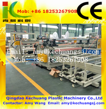 PE/PP/PVC/PC/Pet Plastic Sheet Extrusion Making Machine/Pe Foam Sheet Extruder