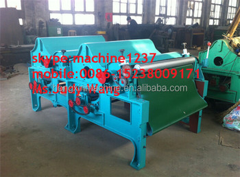 Idustrial Waste cotton opening machine cotton cleaning machine price