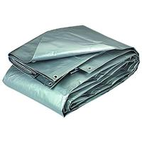 Multifunctional flame retardant canvas tarps for truck