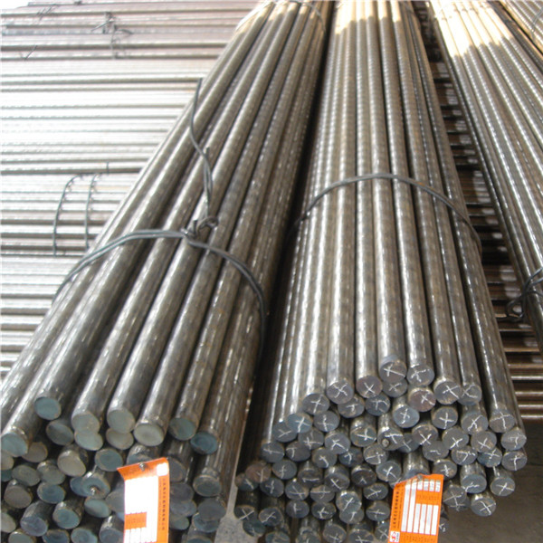 16mm-250mm Alloy round hot rolled types of material steel bar