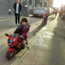 new model pp plastic child toys electric motor motorcycle