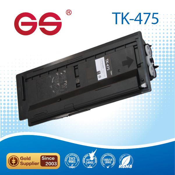 Printer Consumable TK 475 6525MFP/6530MFP Empty Toner Cartridge Bottles for Kyocera