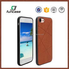 Custom blank cell phone case pu leather mobile phone case for iphone 6s