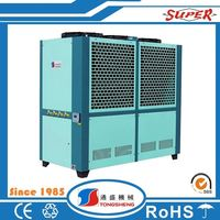Manufacturing big air cooled chiller/water industrial