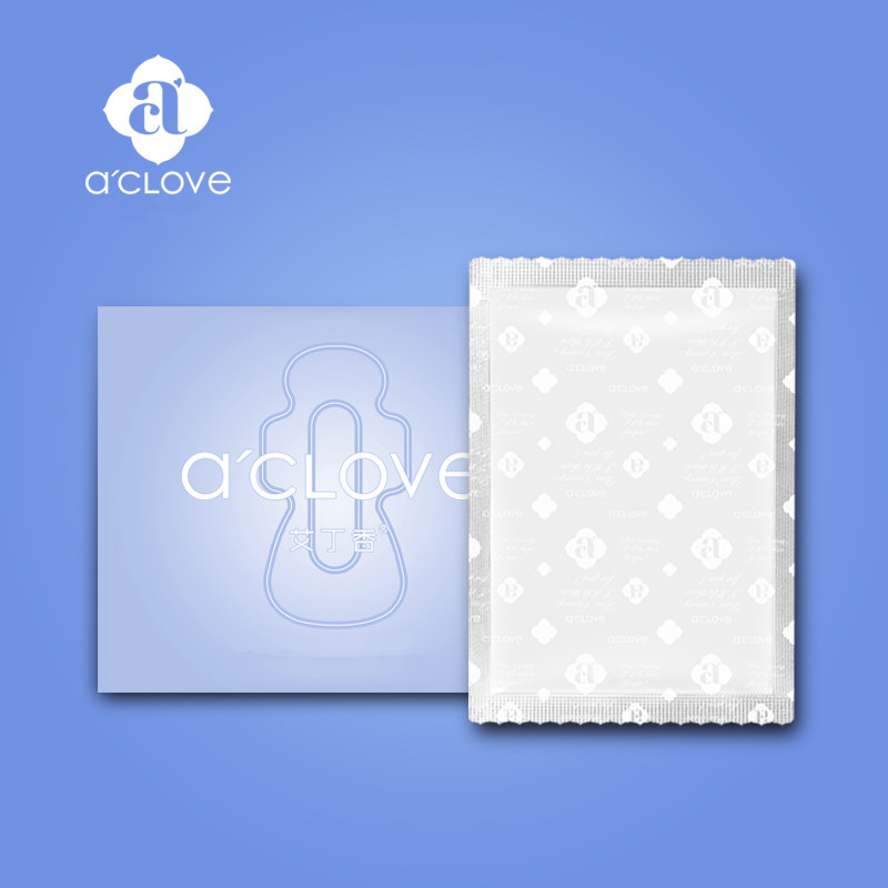 Individual VACUUM PACKED Sanitary Napkin lengthen 290mm