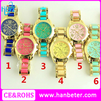 2015 hot selling gold watch ladies MK watch