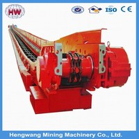 Long service life large output chain conveyor system/belted conveyor