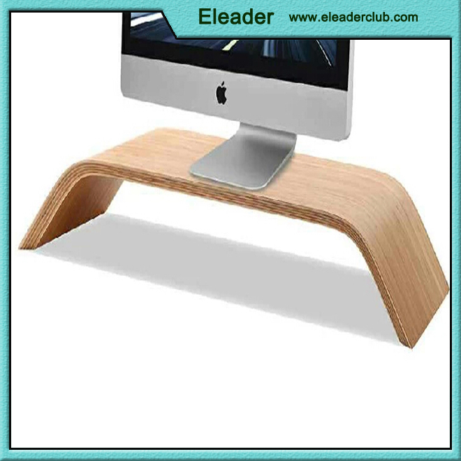 for imac hot selling wood stands holder