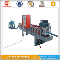 Pinch plate billboard cutting machine for advertising 30 X 40 text