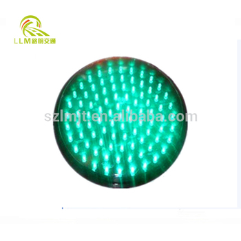 2016 Easy installation High Intensity led traffic light module