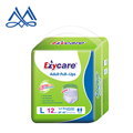 made in china factory samples free high absorbency and dry surface of senior adult diapers for adults
