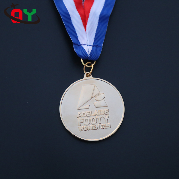 Zhongshan Factory OEM ODM Arts And Crafts Die Casting Zinc Alloy Marathon Running Metal Medal