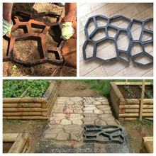 Concrete paver molds for sale/garden stepping stone