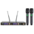 dual channel wireless handheld microphone best karaoke microphone karaoke handheld mic