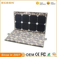 2017 Hot selling 130W sunpower roof flexible solar panel