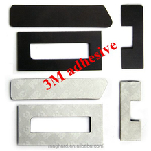wholesales eco-friendly 3M adhesive flexible rubber magnet
