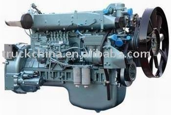 HOWO Truck engine