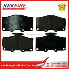 Manufacturer disc brake pad for toyota cars 04466-0C010 04466-60120