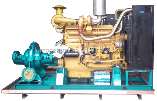 S series farm irrigation diesel water pump