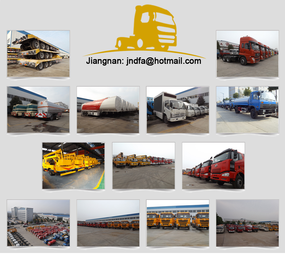 Dongfeng 16000L 4000 gallon water tank truck for sale
