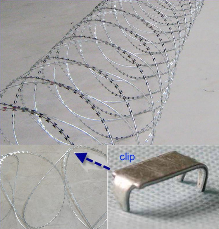 Barbed wire fencing cost per foot razor wire prices