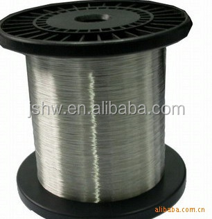 bright tin copper clad aluminum for bare single stranded cca wire